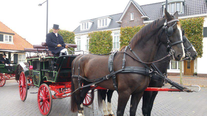 Lekker in de Achterhoek - Hotel Bakker paardenkoets