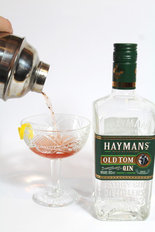 Hayman's Old Tom Martinez