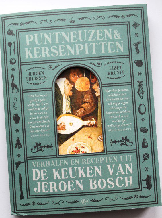 Jeroen Thijssen - Puntneuzen en Kersenpitten