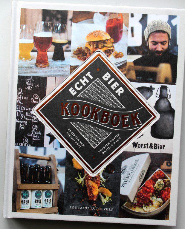 Review Echt Bier Kookboek - Stevan Paul, Torsten Goffin, Daniela Haug