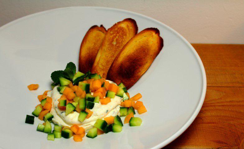 vegetarische feestelijke recepten