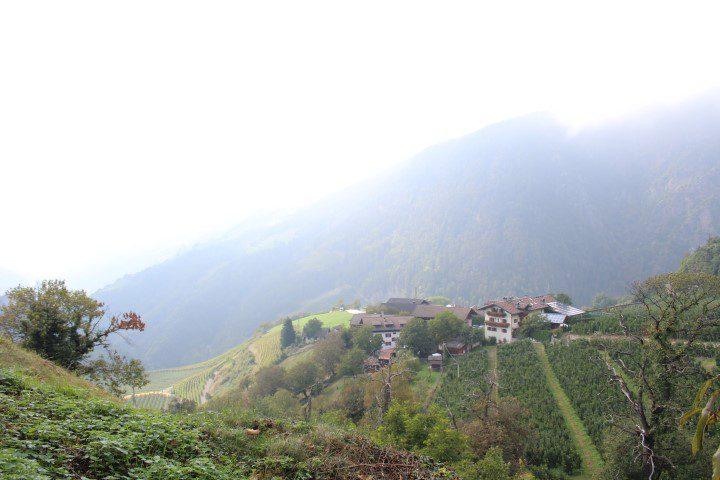 Keschtenweg - Kastanjepad Zuid-Tirol
