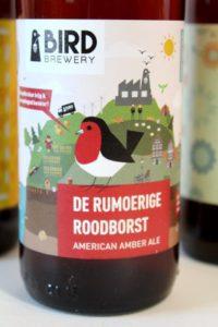 Bird Brewery Amsterdam - Rumoerige Roodborst
