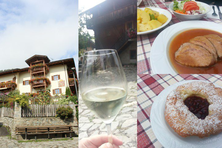 Eten in Zuid-Tirol