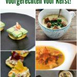 9 vegetarische voorgerechten voor Kerst!