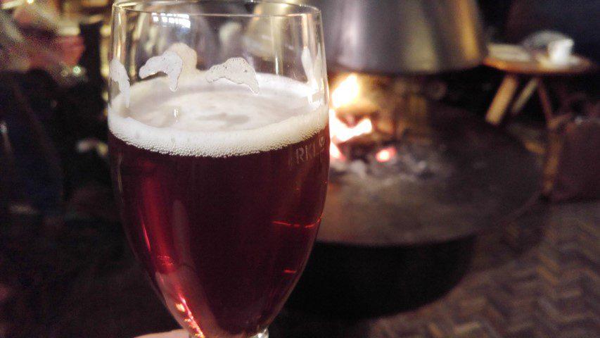 Bierproeverij in Brouwerij Erve Kots