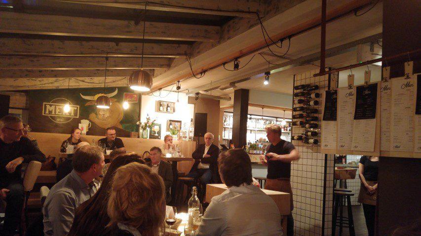 Meatclass - Restaurant Meat Rotterdam