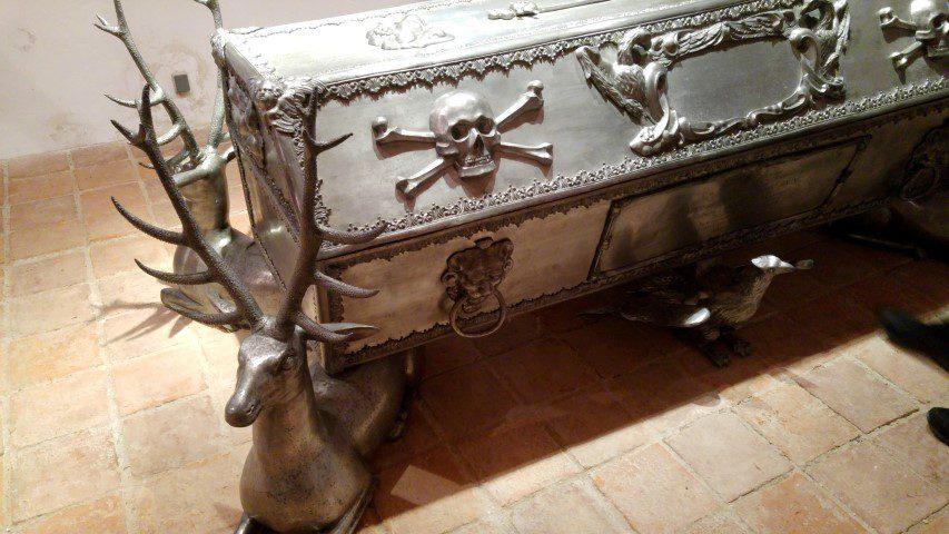 Sarcofagen van Erdödy familie