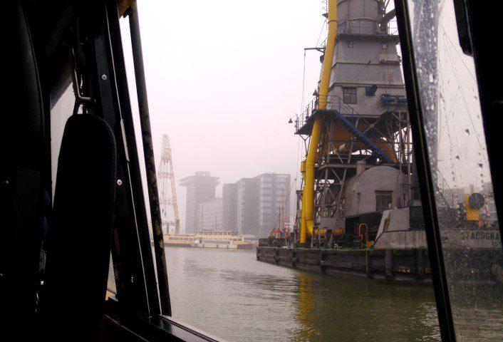 Foodietour Rotterdam - Watertaxi