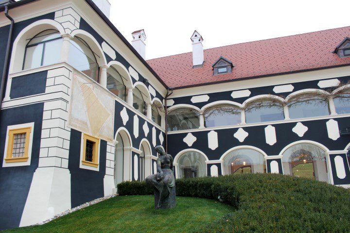 Kasteel Miljana - Zagorje Kroatië