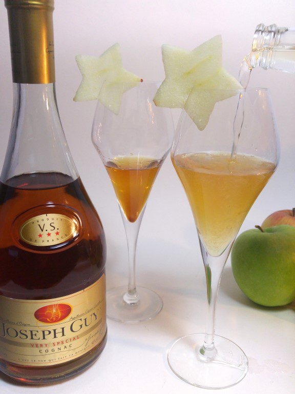 Joseph Guy cognac appelcider cocktail