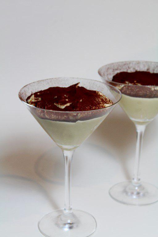 Latte Macchiato dessert