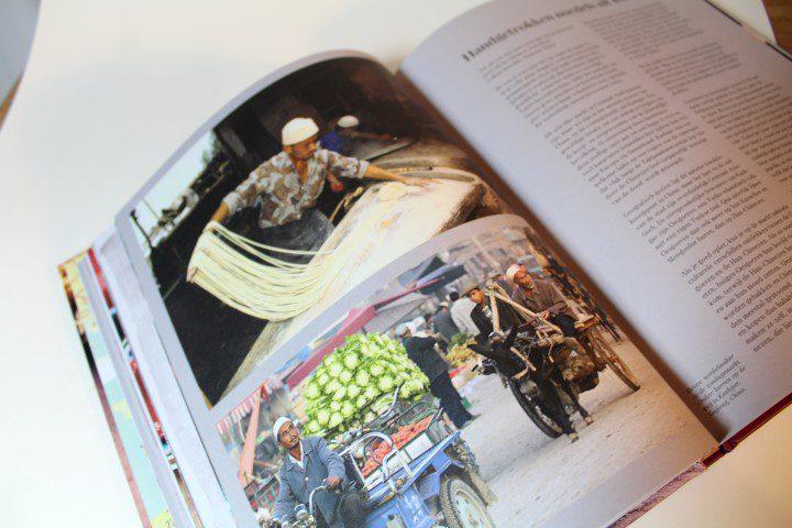Review Samarkand, verhalen en recepten uit Centraal-Azië