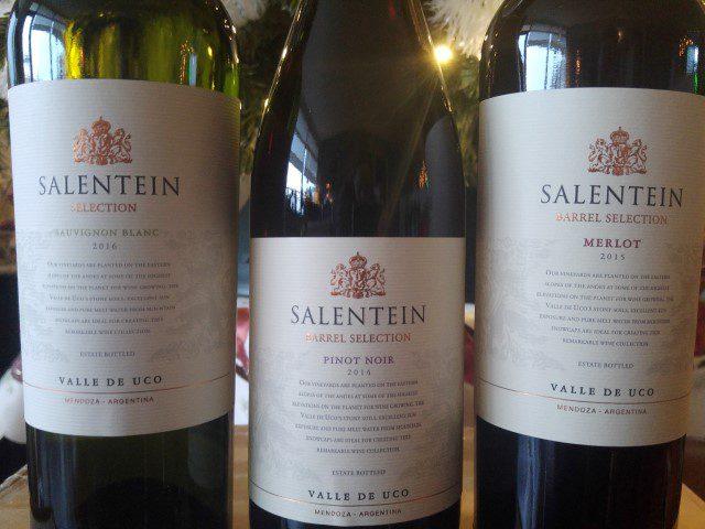 Salentein wijnen, het lekkerste kado onder de kerstboom