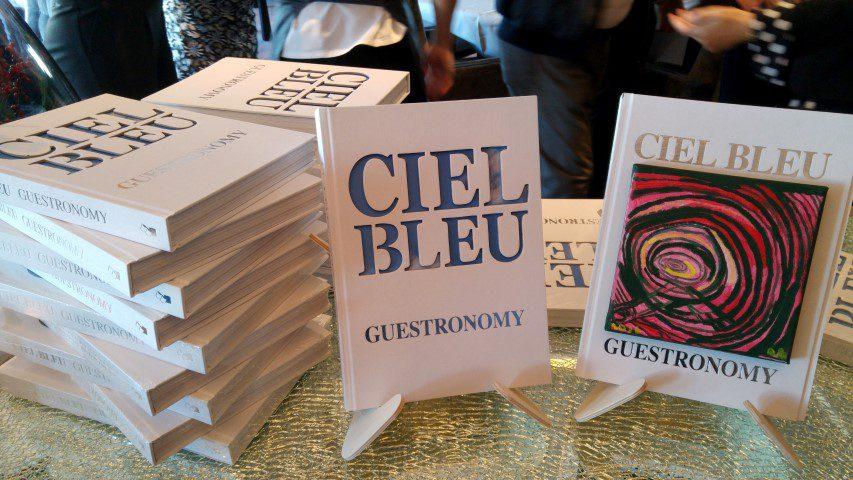 Guestronomy is alweer het tweede boek van chefs Onno Kokmeijer, Arjan Speelman en gastheer Pasquinel Kolk.