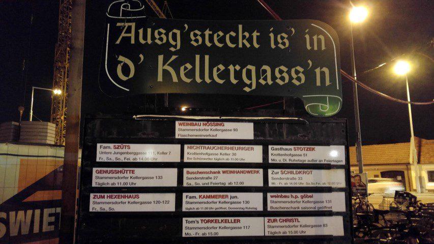 Wijn in Wenen: Bezoek een Heurigen!