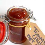 Tomatenchutney met gember