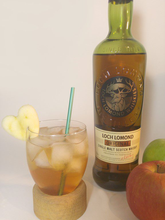 Loch Lomond whisky cocktail