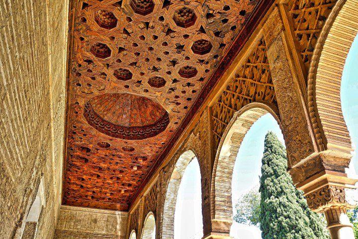 5 bezienswaardigheden Granada Spanje