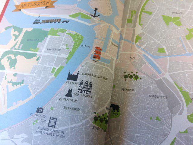 Heerlijk Antwerpen de favoriete culinaire adressen van Alle Dagen Honger