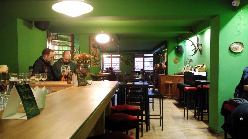 Craft Room biercafé Zagreb