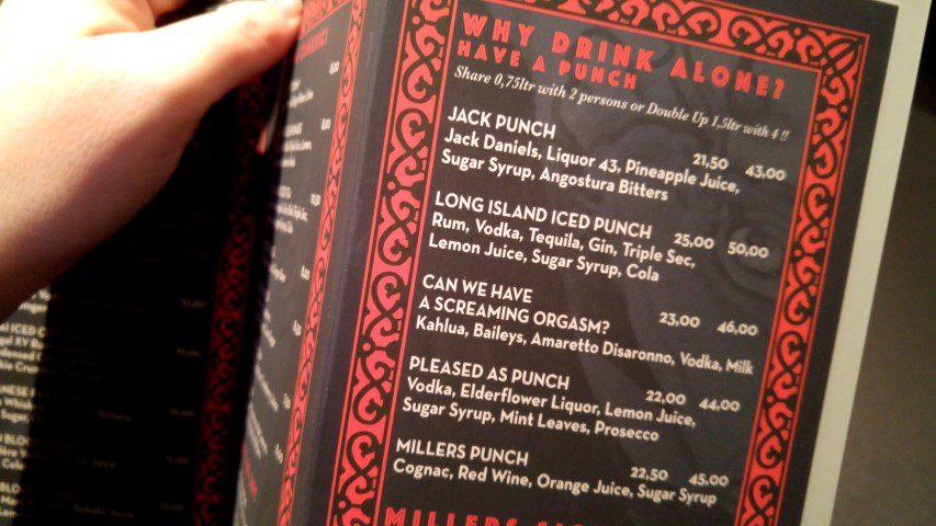 Nieuwe hotspot op het plein Millers Cocktail Kitchen