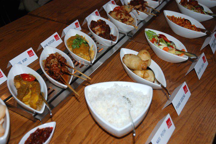 Rijsttafel Restaurant Blauw Amsterdam