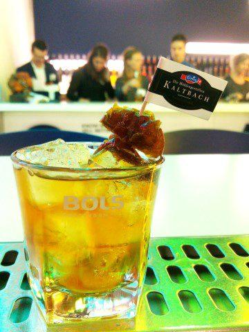 Emmi KALTBACH & Bols Cocktails