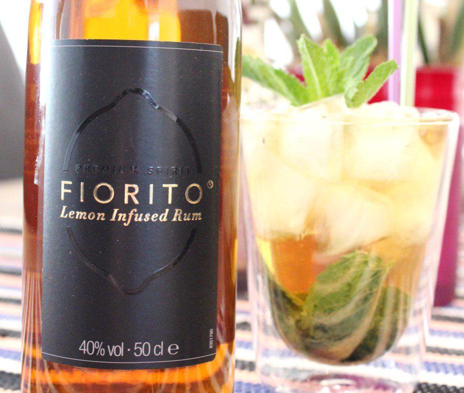 Fiorito Lemon Infused Rum Mojito