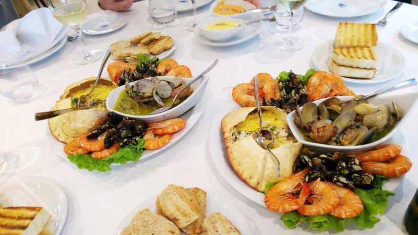 Restaurante Os Lusíadas - Matosinhos Porto