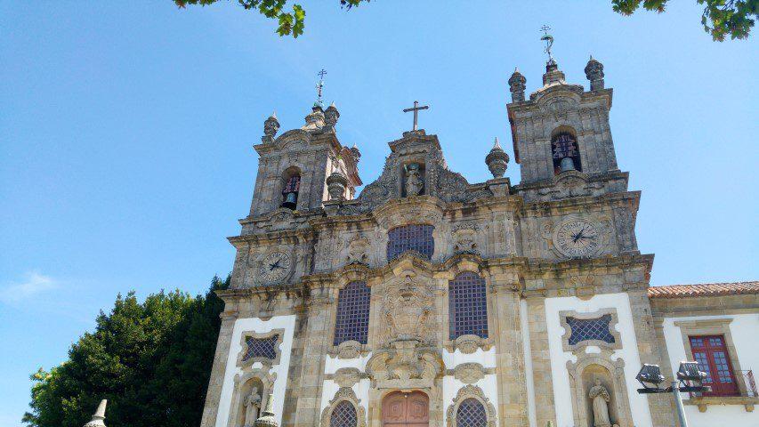 Pousada Mosteiro de Guimarães - Mooie plekjes in Noord-Portugal