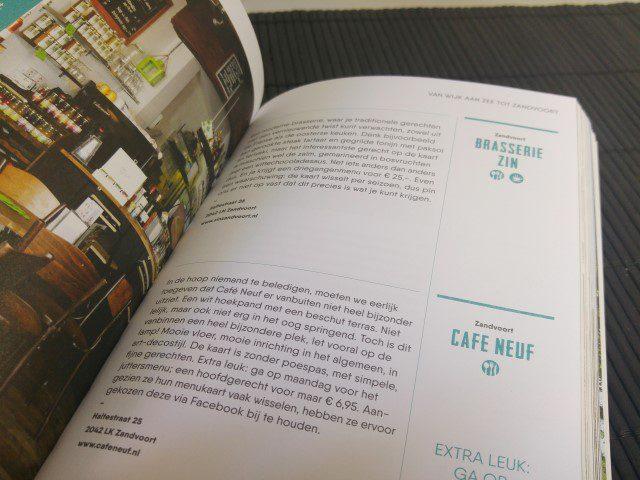 Boekpresentatie Zeelust, BASE Cooking Store & visafslag IJmuiden