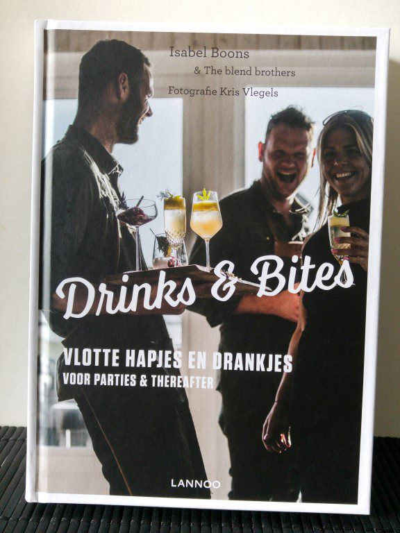 Drinks & Bites - Isabel Boons en The Blend Brothers