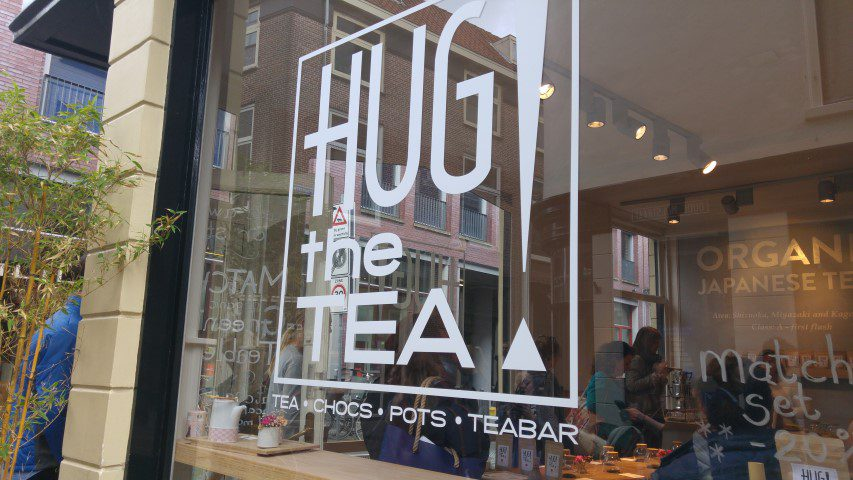 Een foodietour door Den Haag - Hug the Tea
