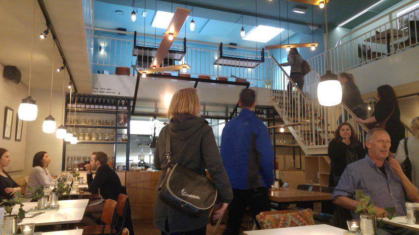 Een foodietour door Den Haag - Instock