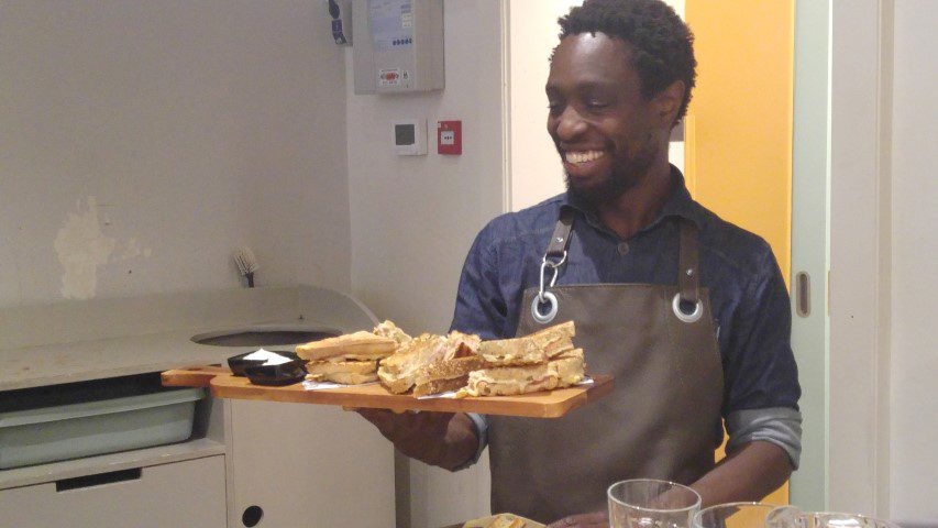 Een foodietour door Den Haag - Happy Tosti