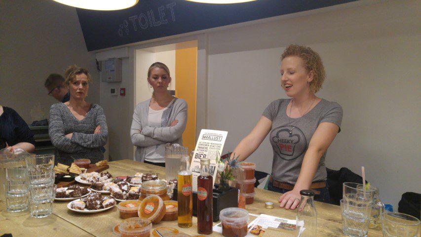 Een foodietour door Den Haag - Cheeky Pie