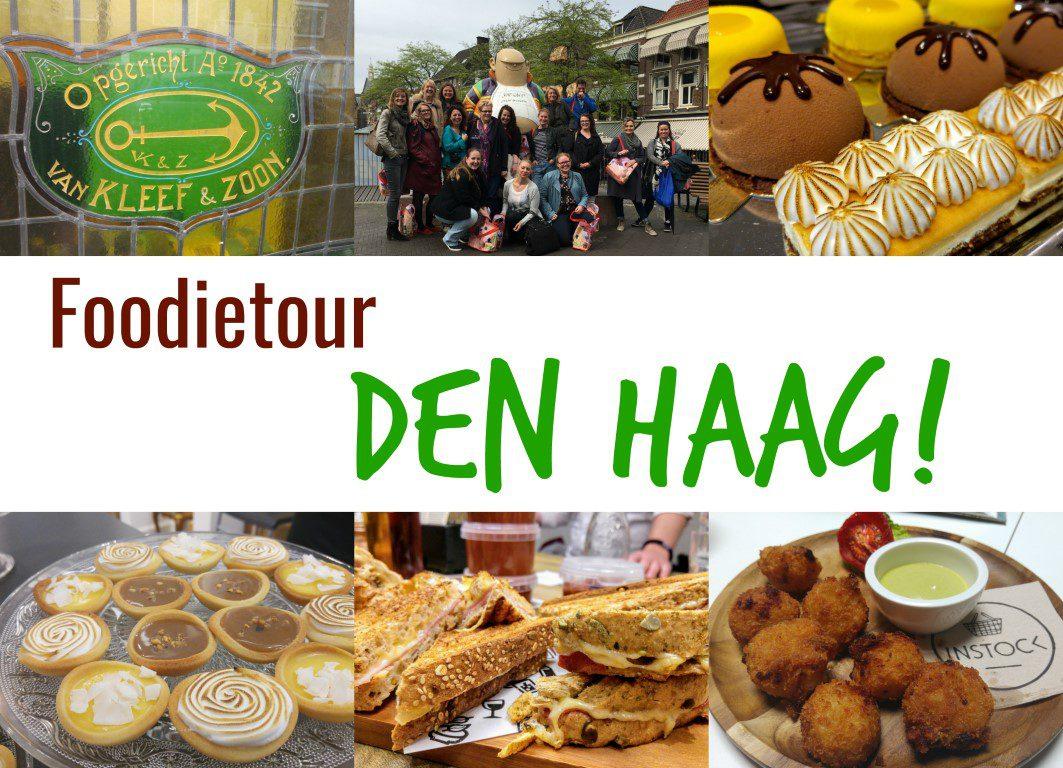 Een foodietour door Den Haag
