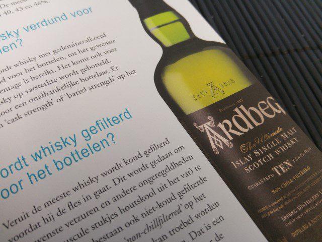 Review Wat je als whiskyliefhebber moet weten - Hans Offringa