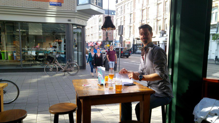 Tapmarin Amsterdam