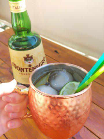 Amaro Montenegro Mule