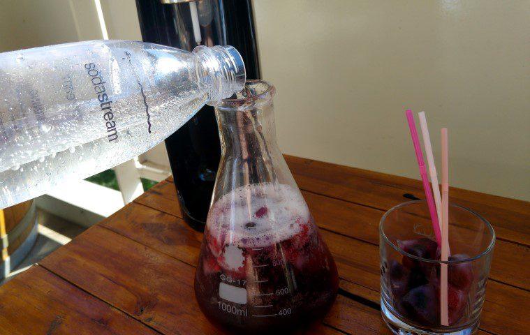 Cocktails maken de nieuwe SodaStream