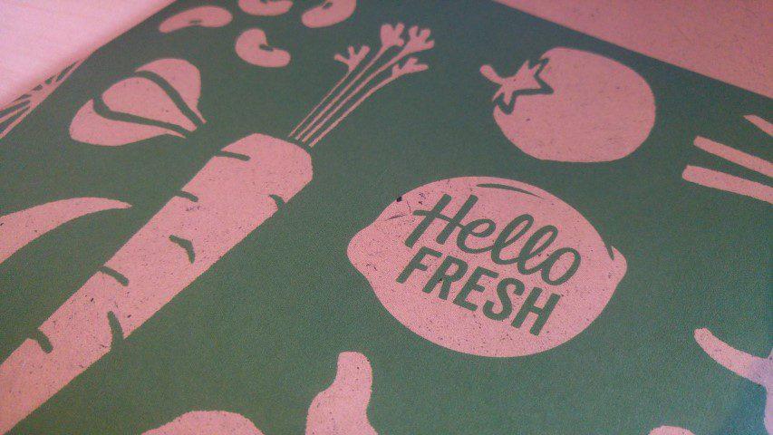 Het vernieuwde HelloFresh!