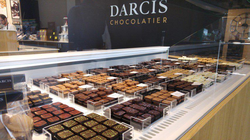 La Chocolaterie - Jean-Philippe Darcis