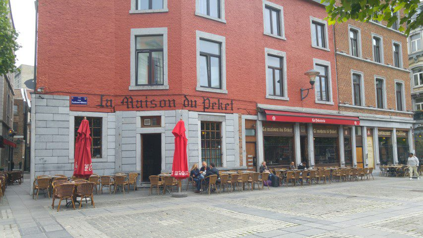 La Maison du Peket Bar Liège