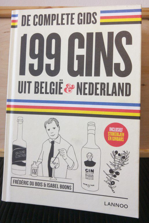 199 Gins uit België en Nederland is een zeer uitgebreid naslagwerk voor de echte ginliefhebber. Van geschiedenis tot perfect serve!