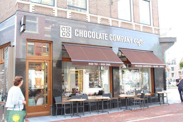7x OngewoonLekkere adresjes in Leiden - Chocolate Company