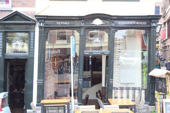7x OngewoonLekkere adresjes in Leiden - Het Stadsbrouwhuis