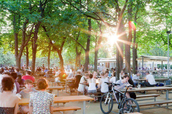 Biertuinen in Praag - Letna - Mijn Praag Tours