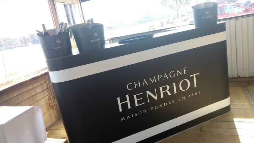 Champagne Henriot - Wijnkooperij de Lange Summer Party 2017